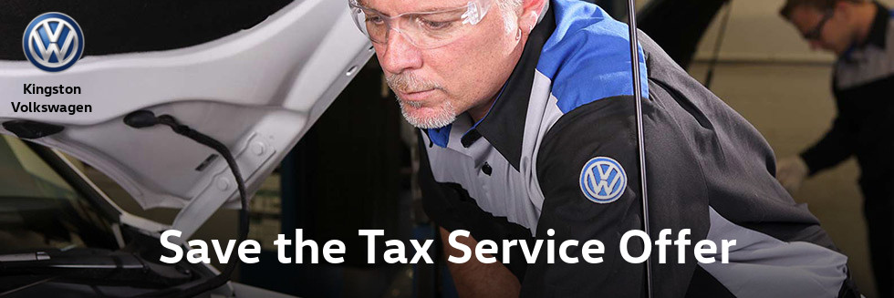 Save the Tax Sale - VW
