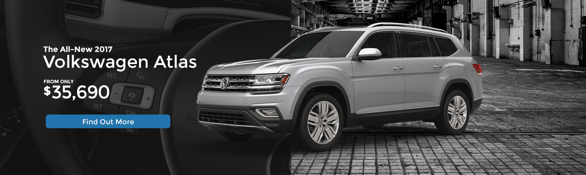 The All New Volkswagen Atlas